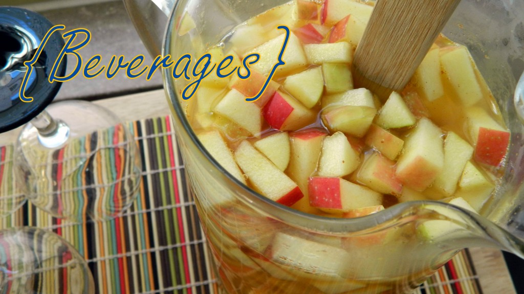 Cooking in College Beverage Recipes