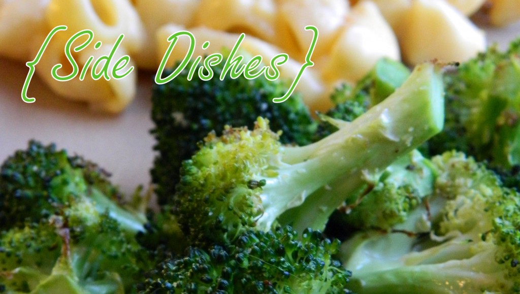 Cooking in College Side Dish Recipes