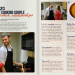 College & Cook Magazine (and Declan's Birthday!)