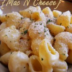 Weeknight 3-Ingredient Mac n Cheese
