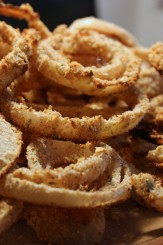 Baked Onion Rings - Cooking in College